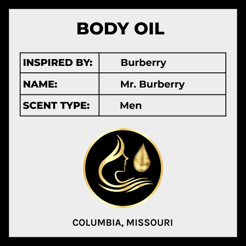 how to make fragrance body oil